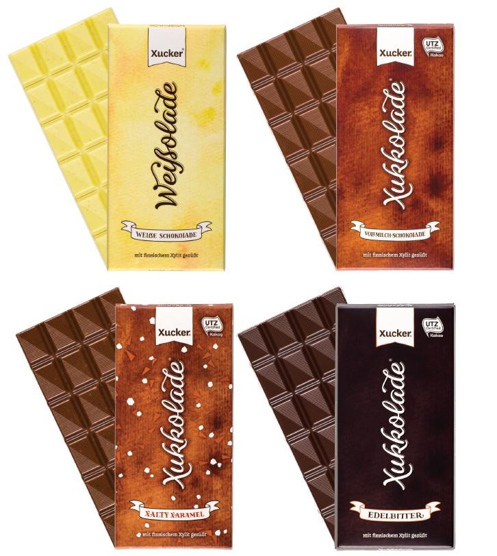 mörk choklad utan socker och sötningsmedel