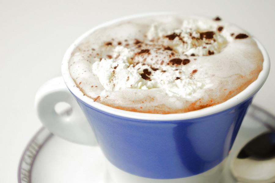 sockerfri varm choklad